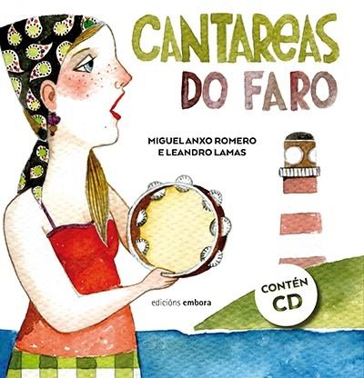 Cantareas do faro (Contén CD)