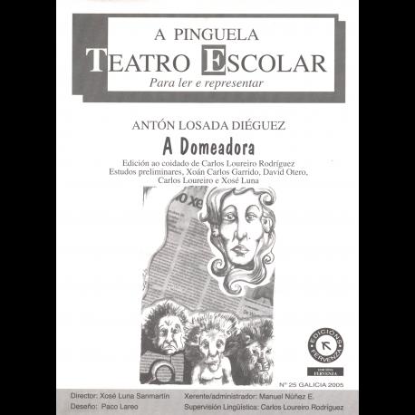A Pinguela nº 25. Domeadora