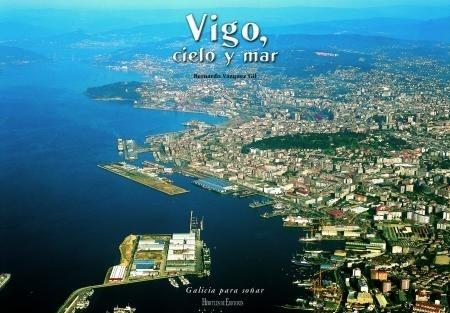 Vigo. Cielo y mar